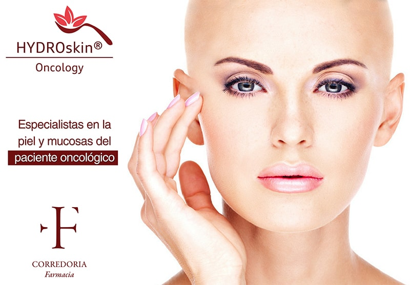 Hydroskin Oncology en Farmacia Cooredoria