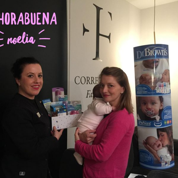 Dr. Brown's Baby Shower en Farmacia Corredoria
