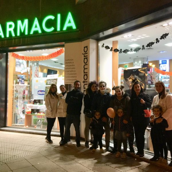 Farmacia Corredodia Halloween 2018